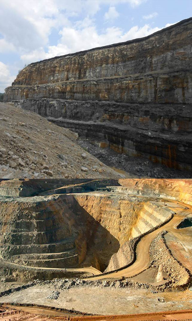 Geotechnical Studies and Mining rvn